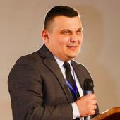 Пастор церкви ЕХБ «Воскресение» г.Ивано-Франковск M.Div., ИБС, Th.M., EBTC
